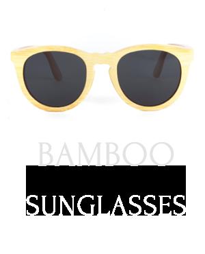 Panda Bamboo Warhol Sunglasses