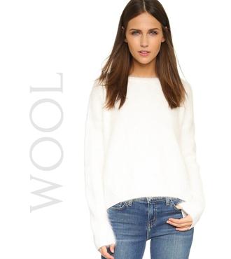 alice + olivia Fuzzy Sweater