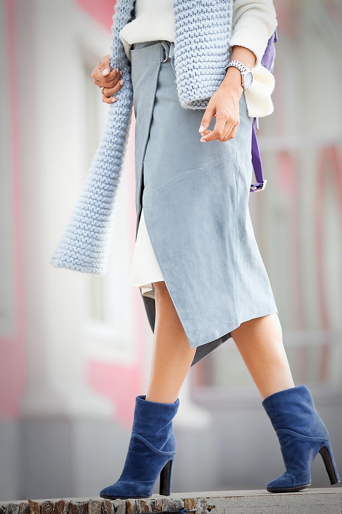 asos+suede+wrap+skirt