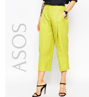 ASOS Tailored Tapered Culottes