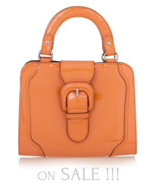 MARNI Patent-leather tote