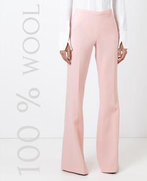 GIAMBA  flared trousers