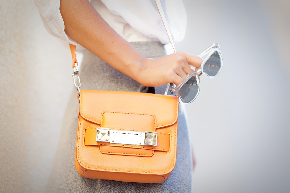 proenza+schouler+ps11+tiny+bag+in+orange