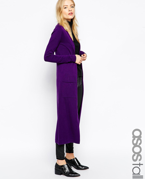 ASOS TALL Midi Cardigan (ONLY $25)