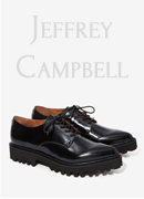 Jeffrey Campbell Oxford Shoe