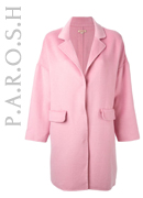 P.A.R.O.S.H. cocoon coat
