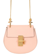 CHLOÉ DREW LEATHER BAG