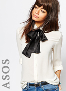 Jayley Ciara Silk Bow
