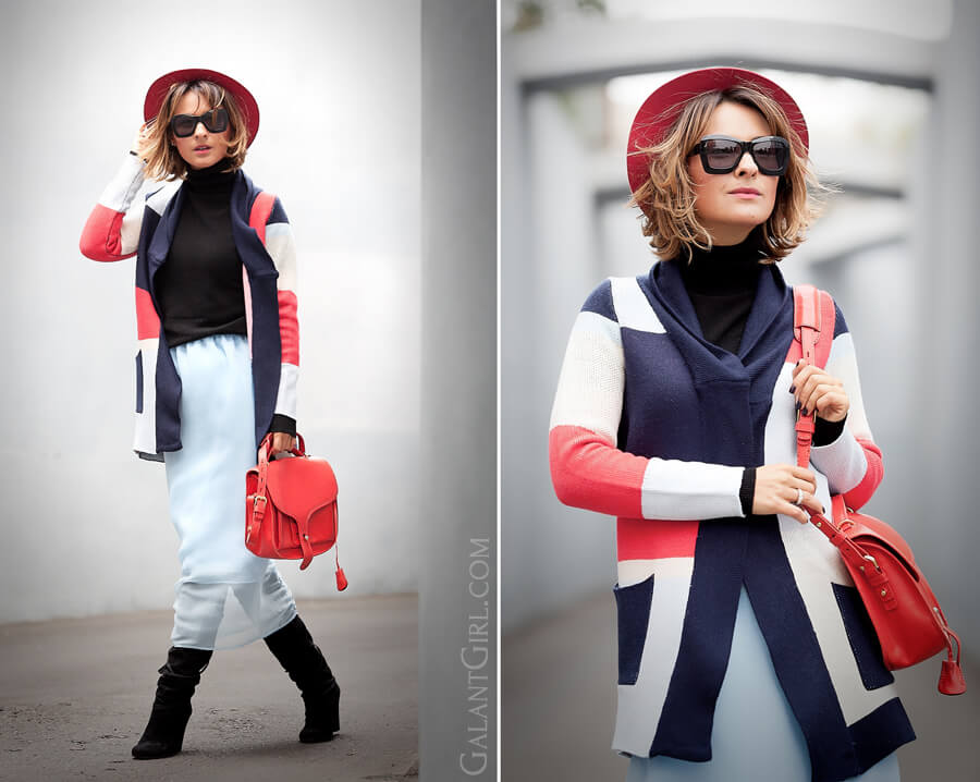 colorblock+cardigan+outfit+for+fall