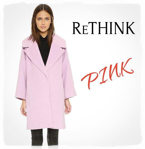 I choose: Pink Coat!
