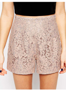 ASOS Lace Shorts ON SALE!