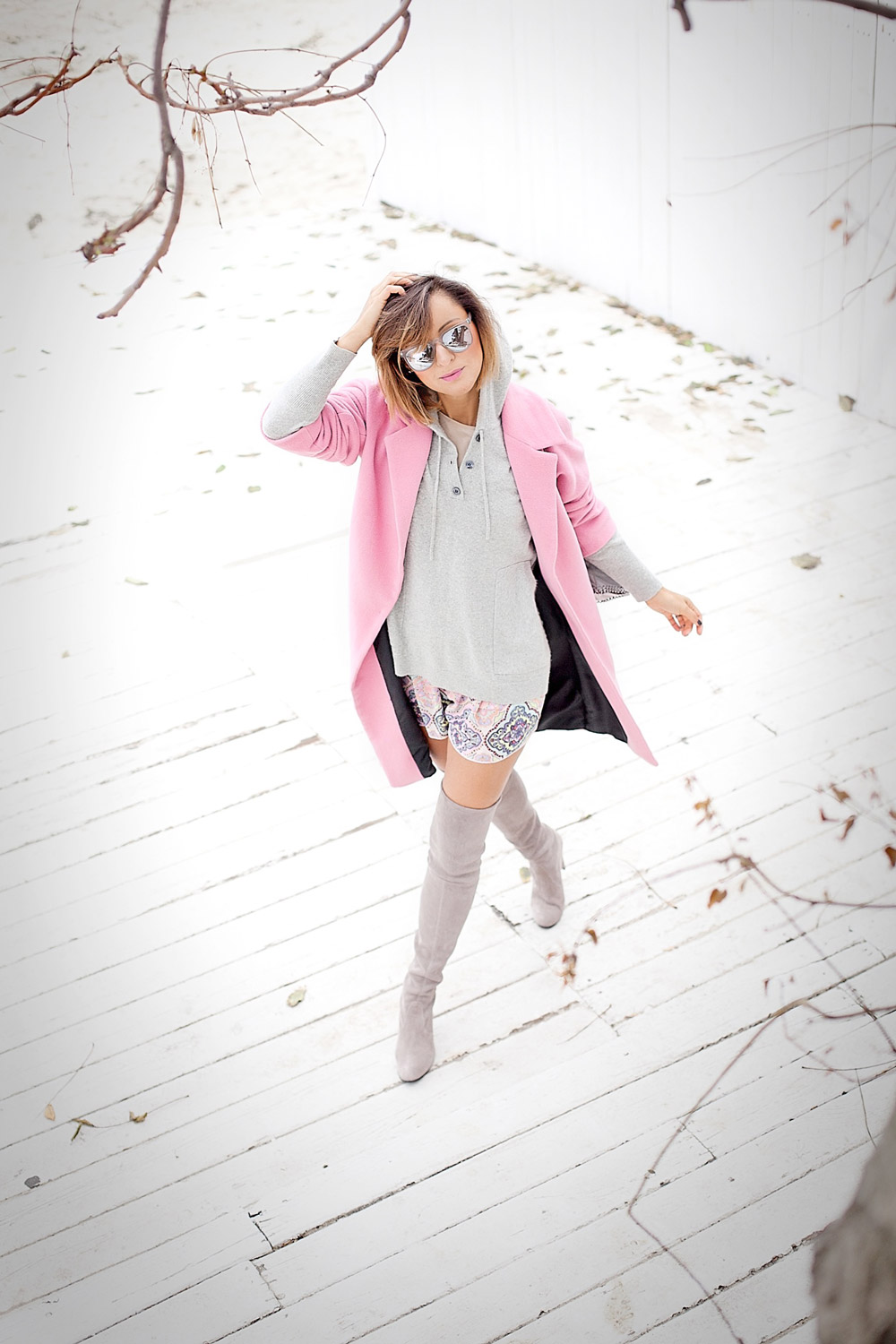 street+style+inspiration+for+fall-with+pink+coat