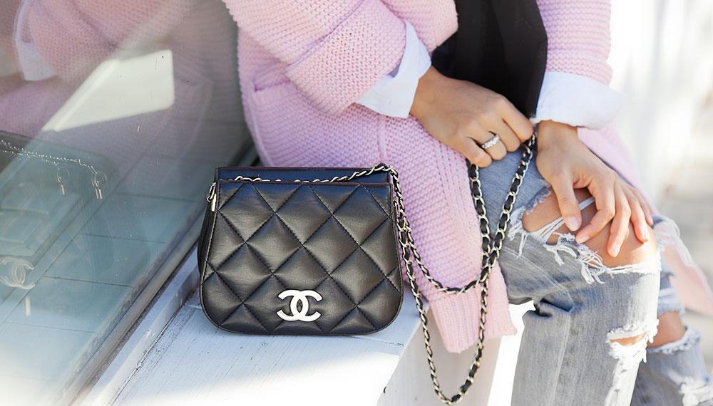 vintage+chanel+bag
