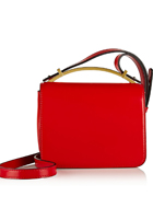 MARNI Glossed shoulder bag