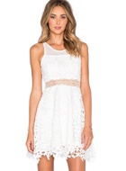 LOVERS + FRIENDS x Revolve DRESS