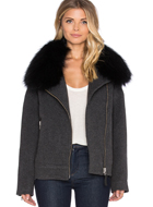 MACKAGE Fur Jacket