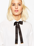 ASOS Satin Bow