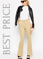 ASOS Flare TROUSERS