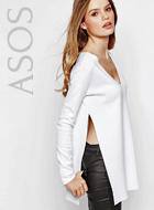 ASOS Tunic V-Neck