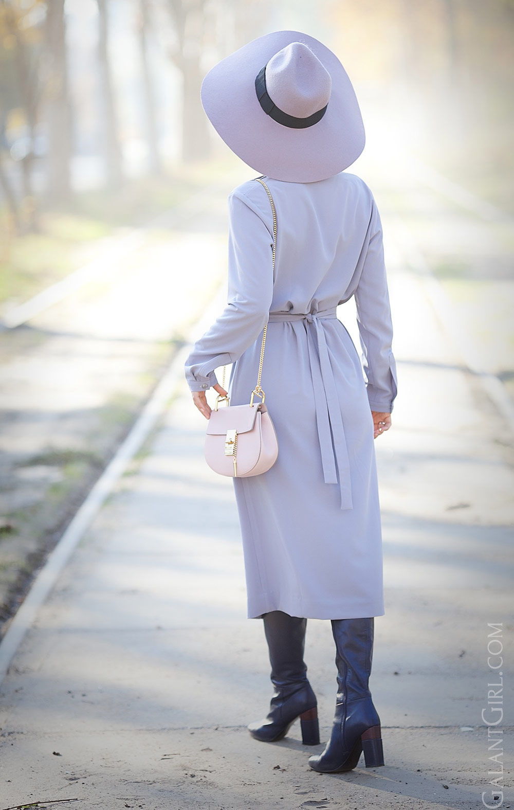lilac-dress-outfit-fashion-blogger-galant-girl
