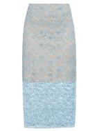 ACNE STUDIOS lace skirt
