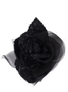 CHANEL VINTAGE  lace brooch
