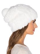 Fur Knit Beanie