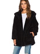 WHITNEY EVE Faux Fur Jacket