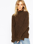ASOS jumper in Mohair