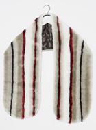 ASOS Faux fur scarf