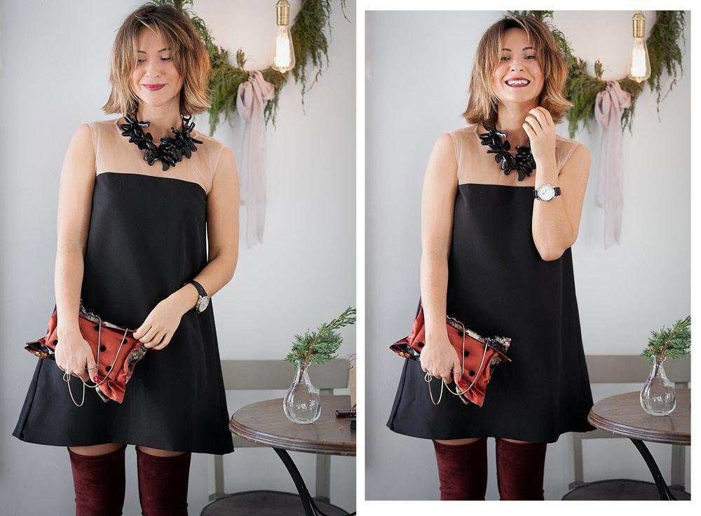 minimalist-dress-for-christmas
