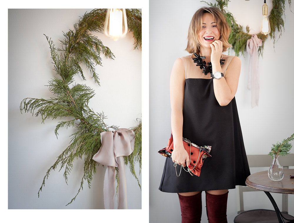 minimalistic-dress-for-christmas-party