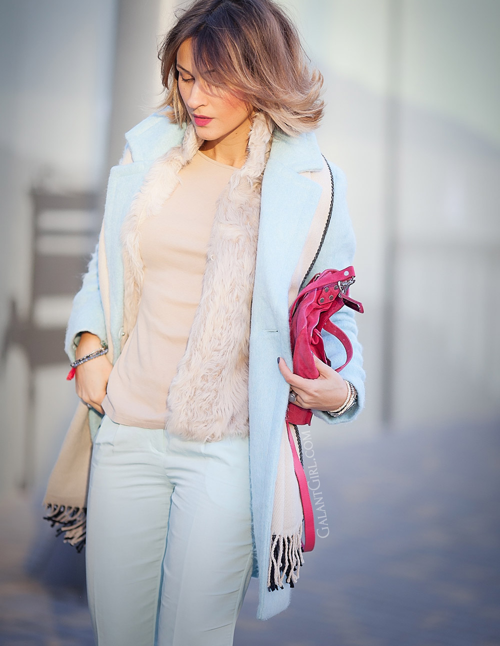 mint+colors+outfit+for+winter+choies+mint+coat