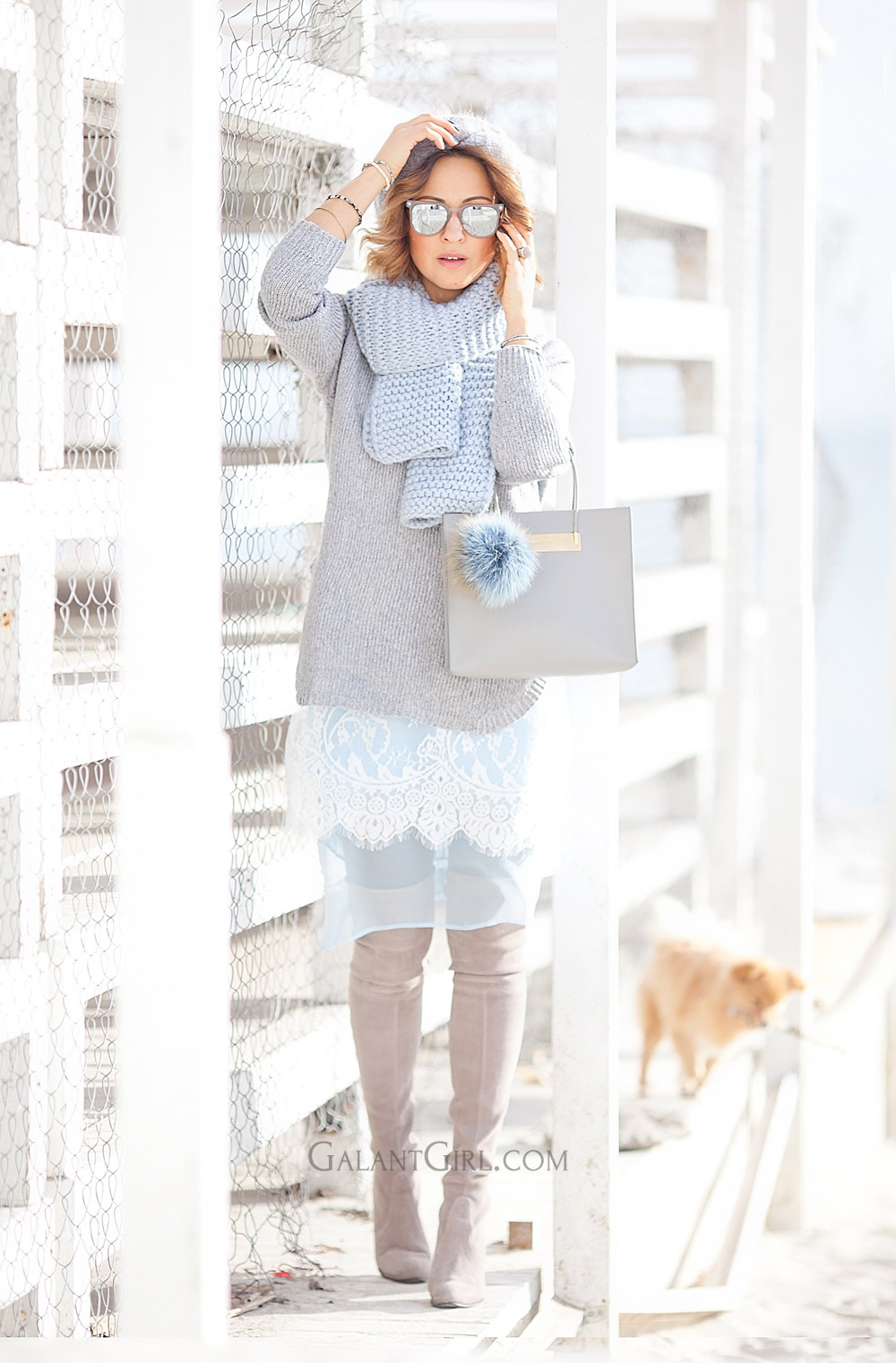 perfect+pastel+colors+outfit-with-balenciaga+shopper+bag