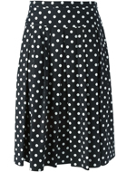 MICHAEL KORS polka dot skirt