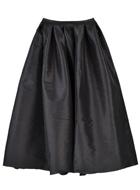 Silk Skater Skirt