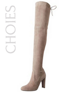 CHOIES Over The Knee Boots