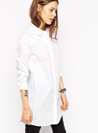 ASOS Longline shirt