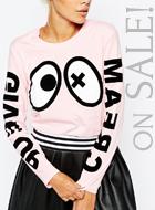 MINI CREAM Sweater