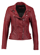 FREAKY Nation Leather Jacket