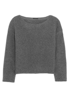 THEORY felted wool sweater