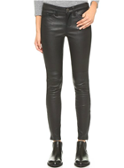 CURRENT/ELLIOTT Leather Pants
