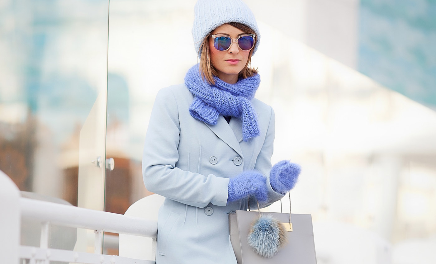 asos+blue+coat+outfit