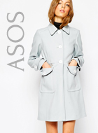 ASOS Swing Coat