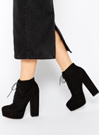 ASOS Lace Up Boots