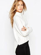 ASOS High Neck Jumper