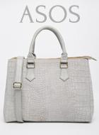 ASOS Suede Bag