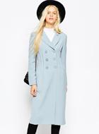 ASOS Tulip Coat