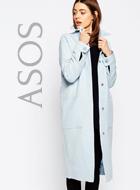 ASOS Premium Coat
