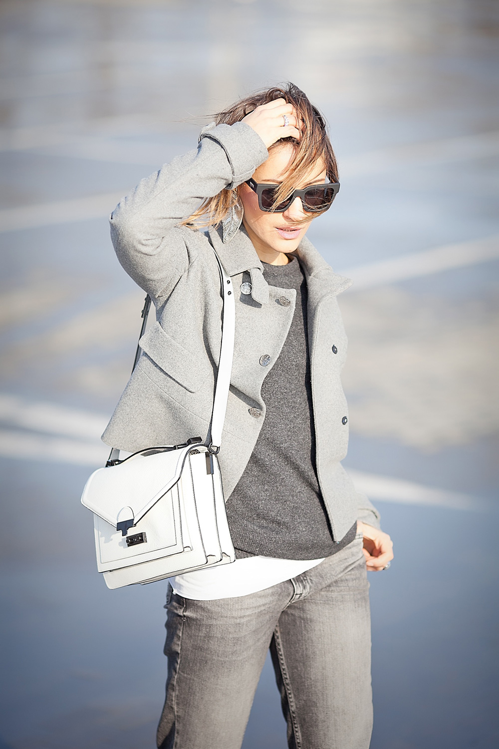 total-grey-outfit-with-loeffler-randall-bag